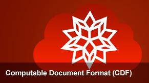 Computable Document Format (CDF)