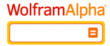 Wolfram|Alpha Search Box