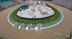 Mathematica Makes Possible a Vanishing Velodrome for the Olympics
