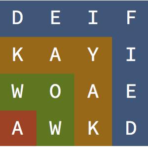 Palindromes: New in Wolfram Language 11