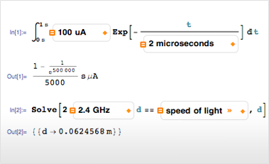 Units New In Mathematica 9
