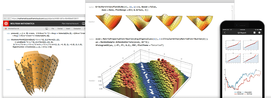Mathematica screenshot