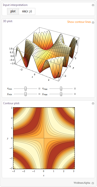 Gráficos: New in Mathematica 8