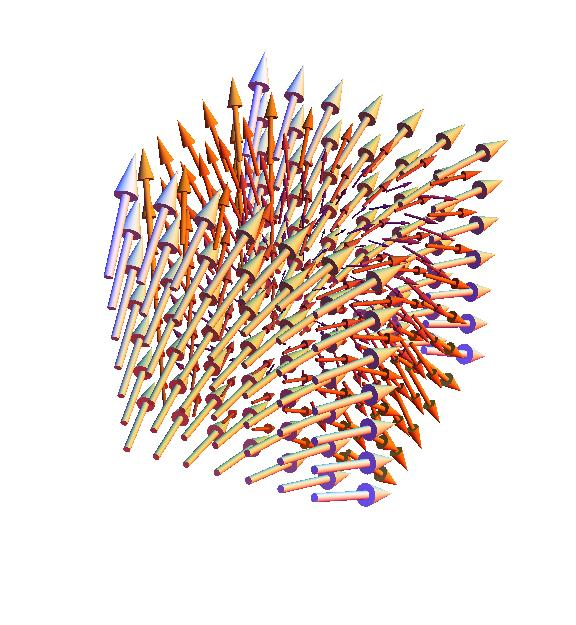 Plot Field Vectors in 3D