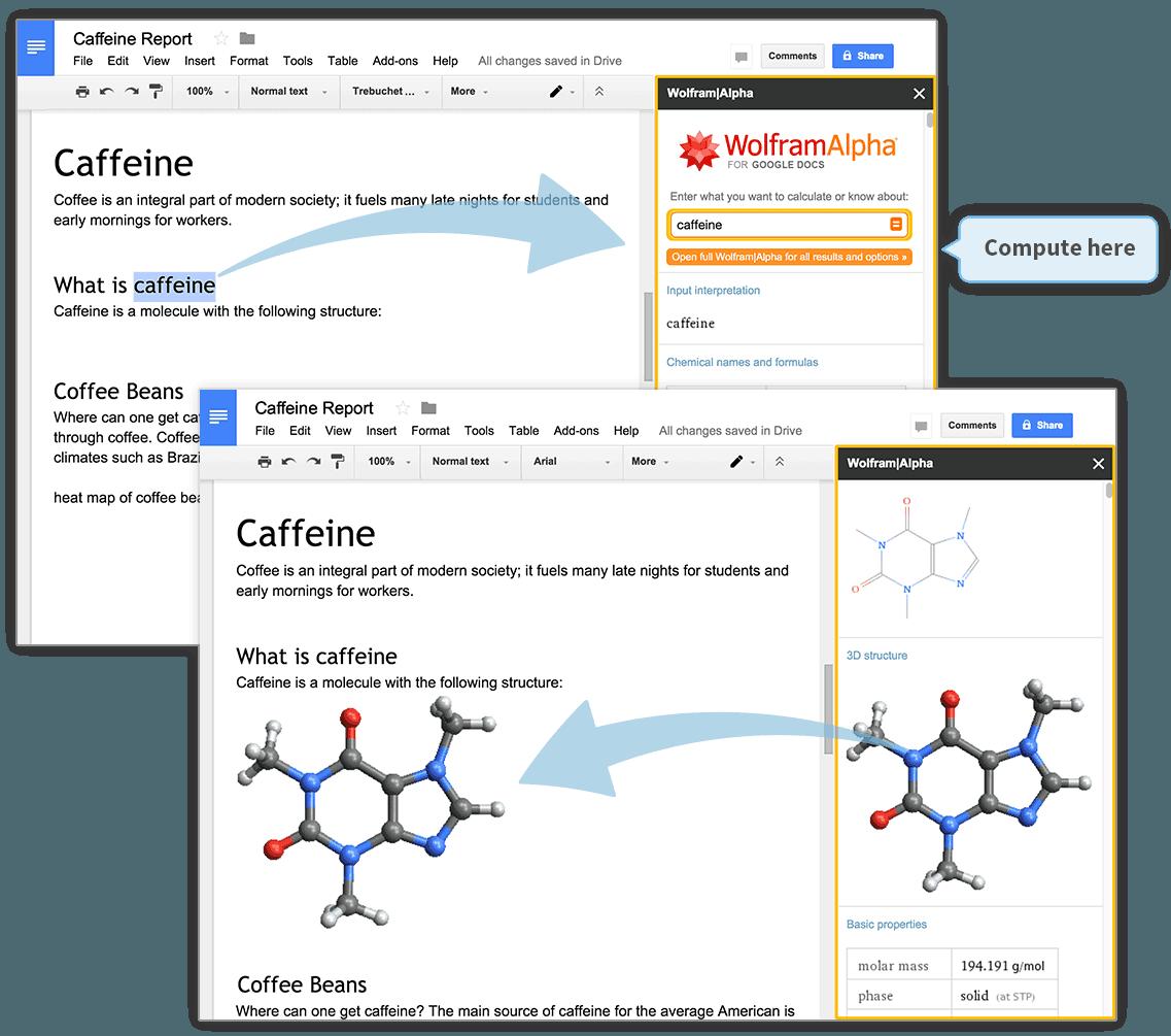 Wolfram Alpha Add Ons For Google Drive Trebuchet Diagram The Following Docs