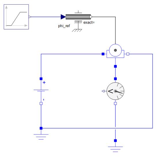 Potentiometer / variable resistor.