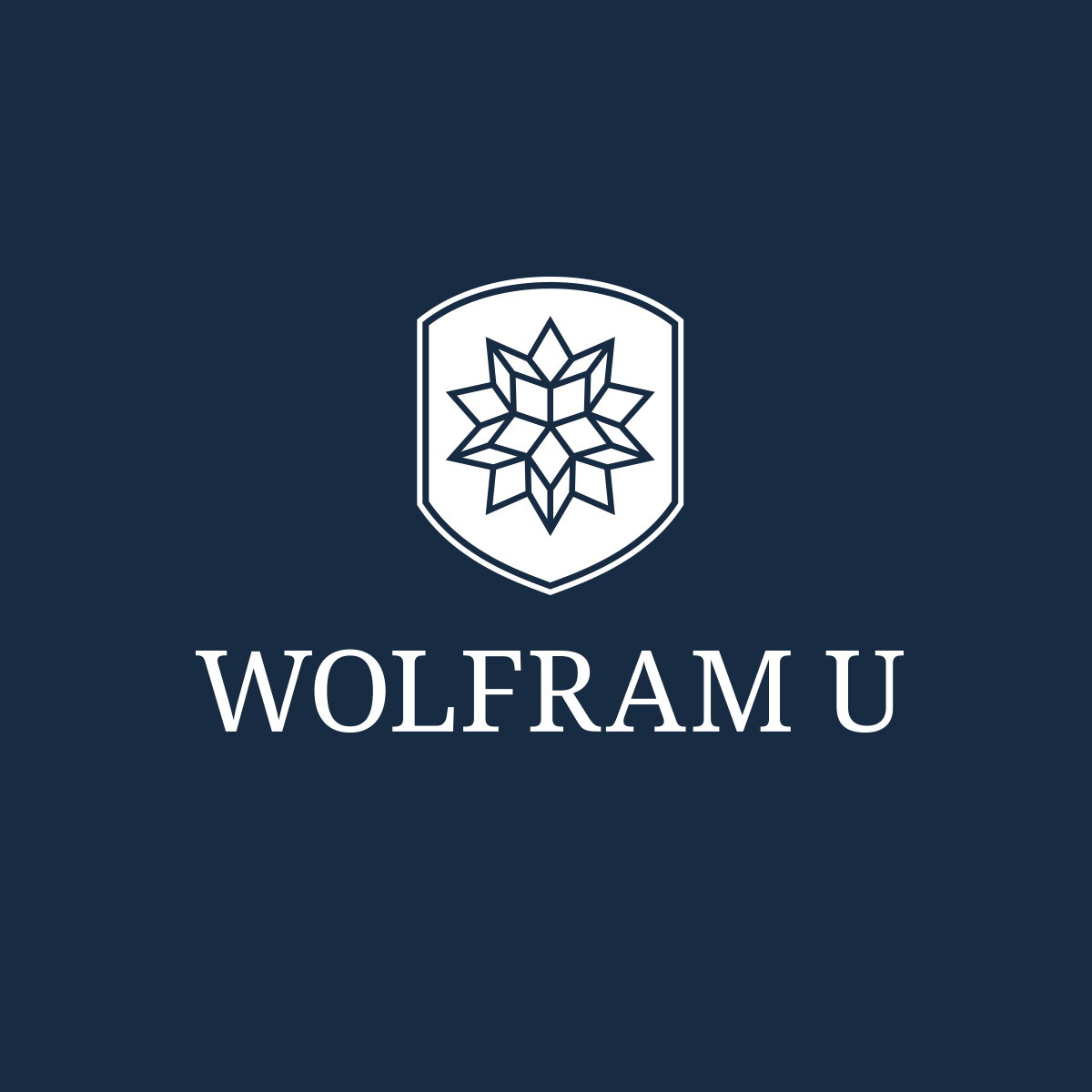 Wolfram u open courses for students and professionals baditri Images